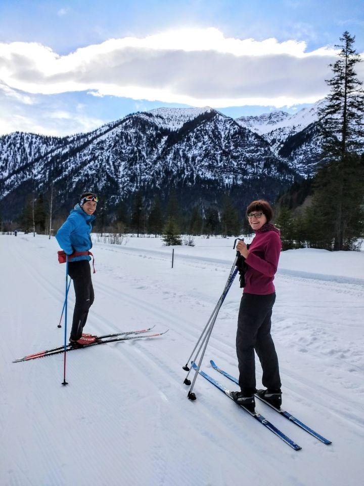 Skilanglauf: Klassische Technik
