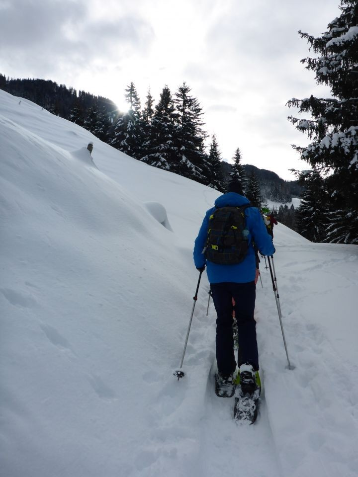 Schneeschuhwanderung im Großarltal