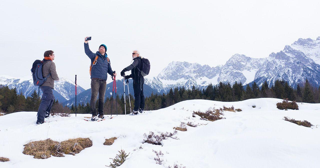Auf der Suche nach dem letzten Schnee
