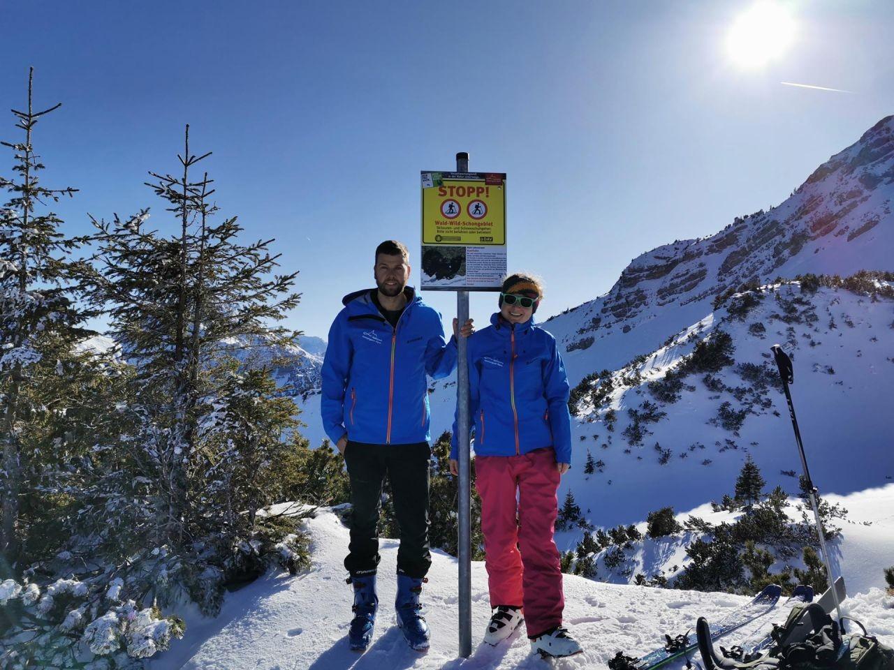 Ranger-auf-Skitour-Naturpark-Ammergauer-Alpen