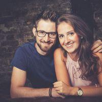Paddy und Larissa