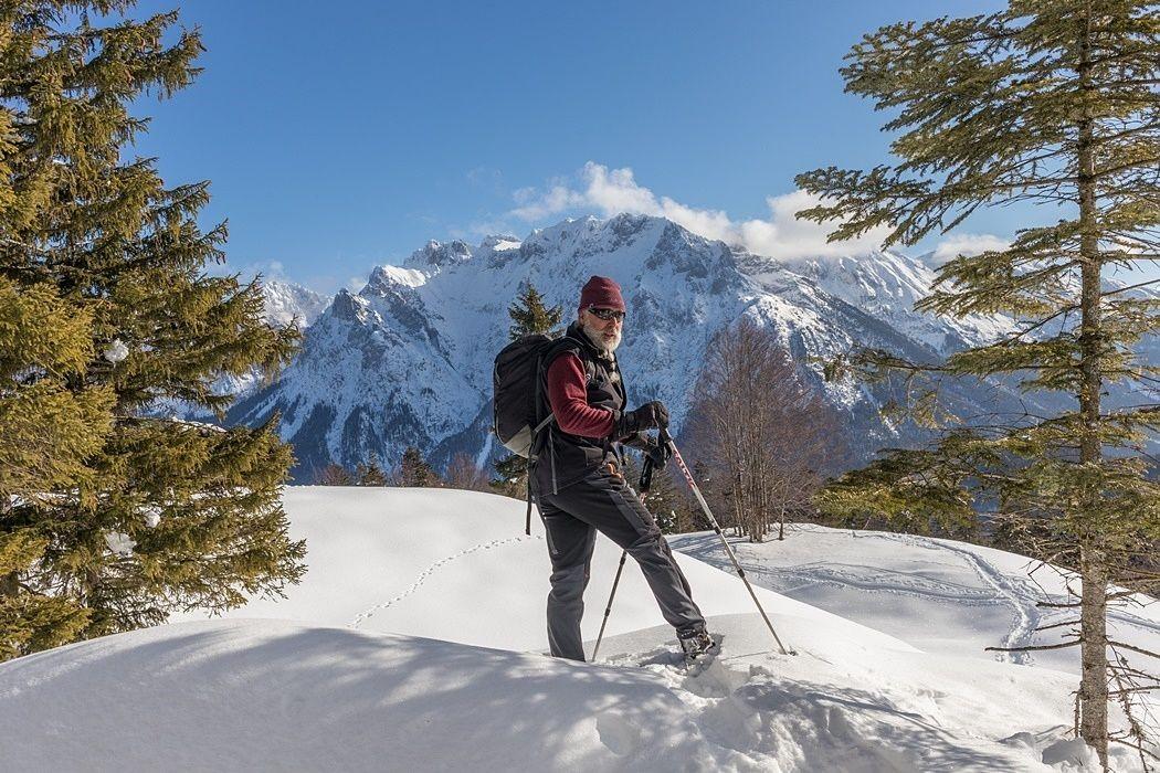 Schneeschuhwanderung-Kranzberg-18